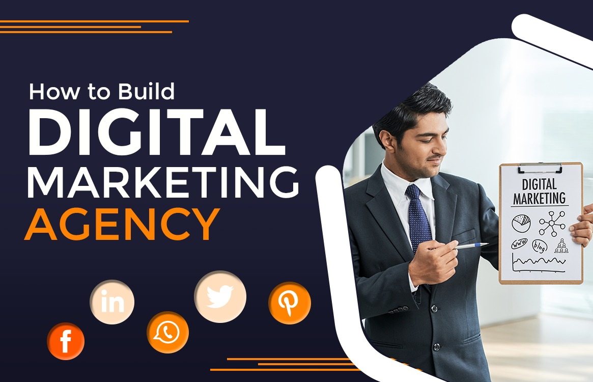 You are currently viewing How to Build Digital Marketing Agency